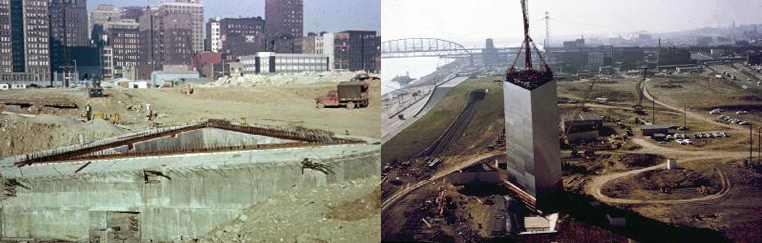 The Gateway Arch Celebrates 50th Year of Completion ...