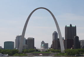 Arch from Eastside