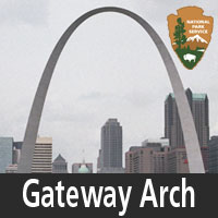 gateway Arch Video Icon