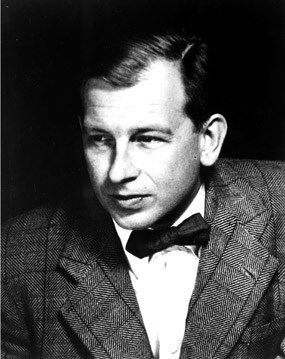 Architect of the Gateway Arch Eero Saarinen