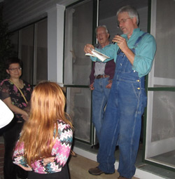Candlelight Tour of Boyhood Home