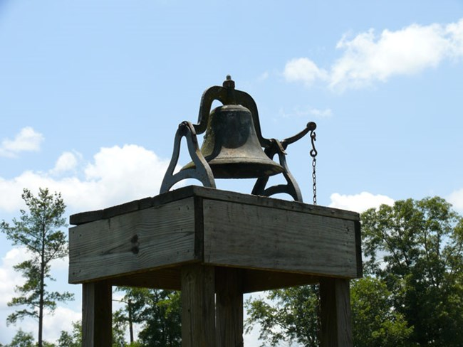 Bell at Boyhood Farm