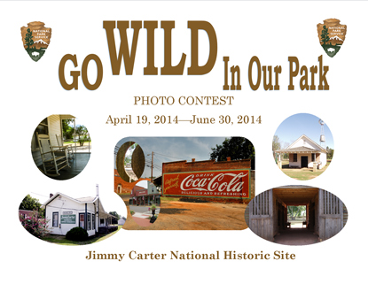 Go Wild In Our Park Photo Contest