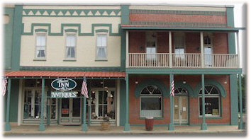 Plains Inn and Antiques Mall
