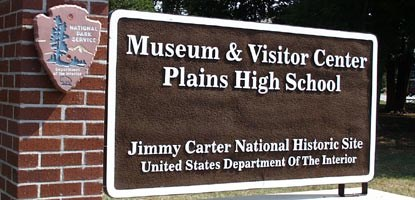 Welcome to the Jimmy Carter National Historic Site
