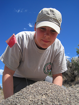 Get Involved at John Day Fossil Beds and become a Geo-Scientist-in-Park