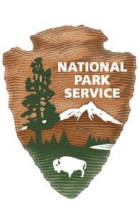 National Park Service official arrowhead logo