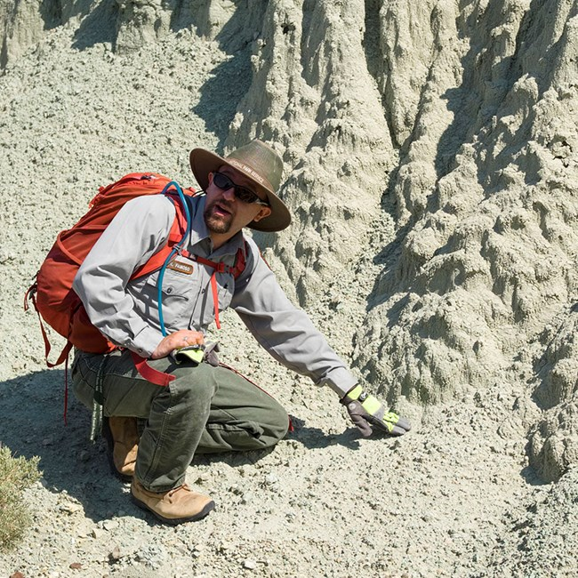 Meet the Paleontologists - John Day Fossil Beds National