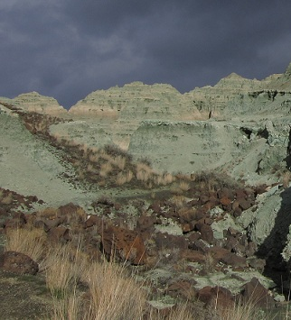 John Day Formation John Day Fossil Beds National