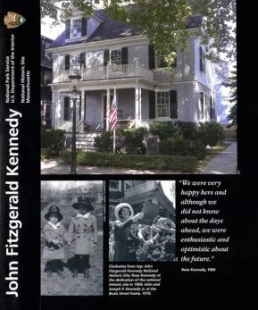 John Fitzgerald Kennedy National Historic Site Brochure