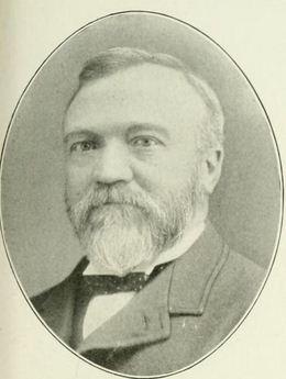 Andrew Carnegie (1835-1919) - Johnstown Flood National ... Andrew Carnegie