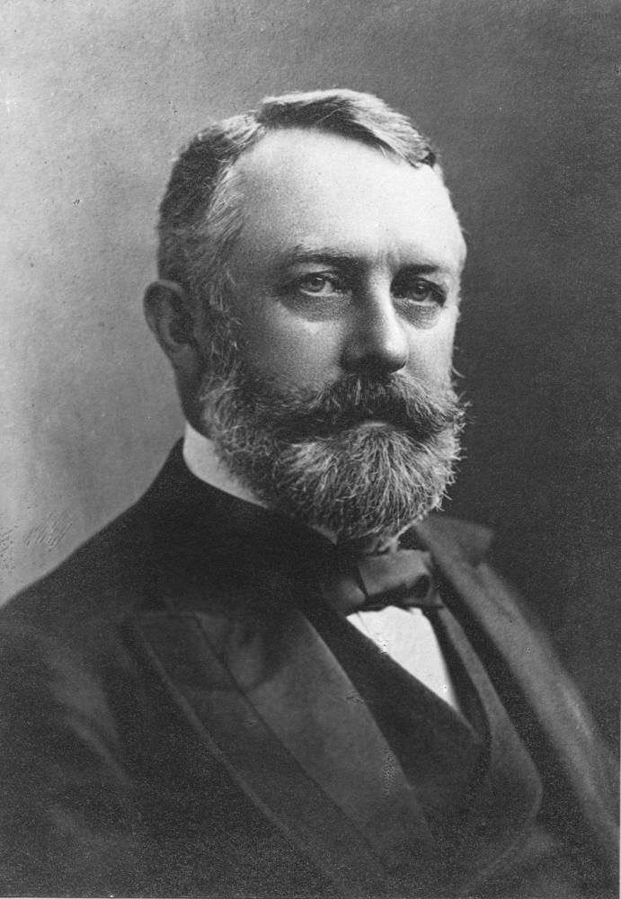 Henry Clay Frick (1848-1919) - Johnstown Flood National Memorial (U.S. National Park Service)