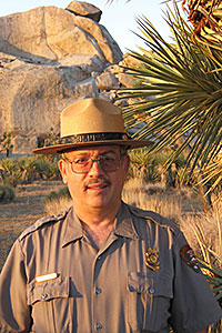 Chief of Visitor and Resource Protection Jeff Ohlfs
