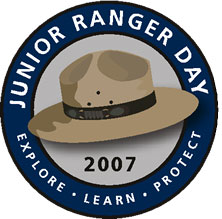 Junior Ranger Day Logo