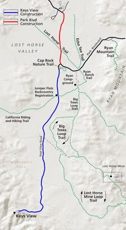 Temporary Road Closures Update - Joshua Tree National Park (U.S. ...