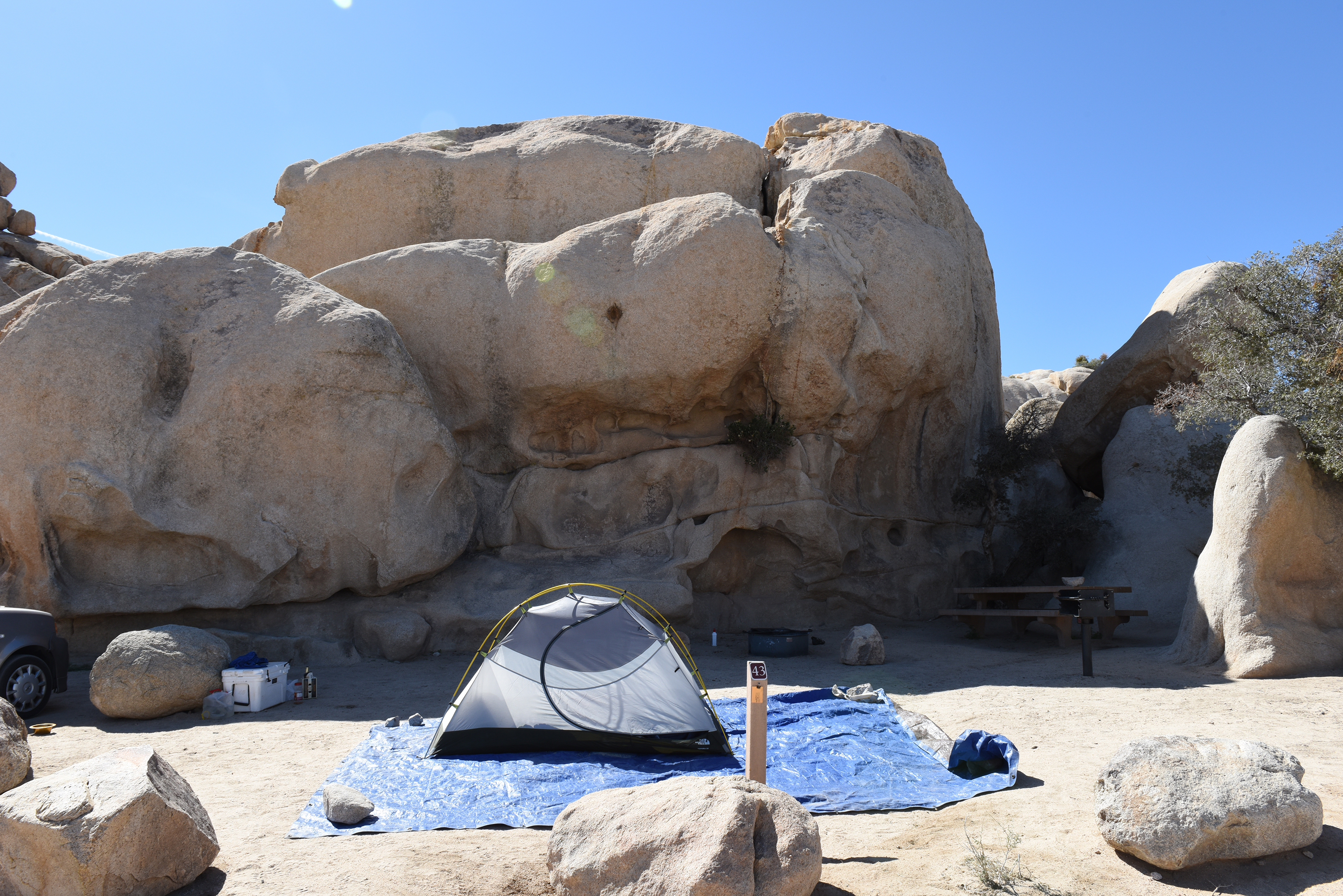 hidden valley campground joshua tree national park us