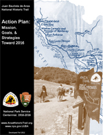 Anza Trail 2016 Action Plan