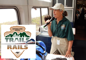 Trails and Rails Docent Donnis