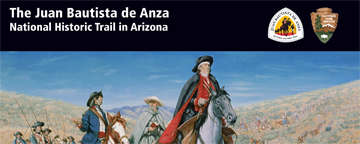 Anza Trail in Arizona - English