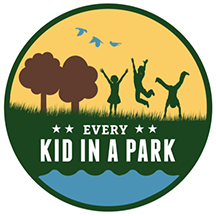 Logo of Every Kid in a Park Initiative