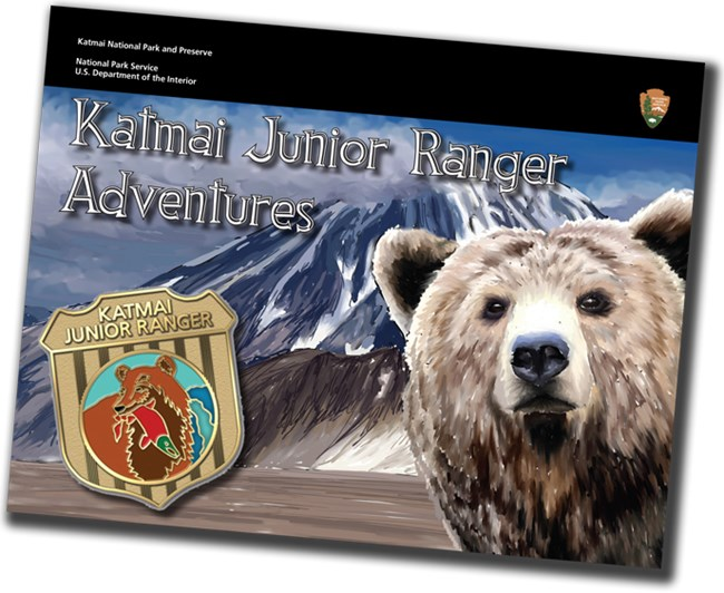 Junior ranger book cover (large)