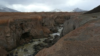 River Lethe, Valley of Ten Thousand Smokes