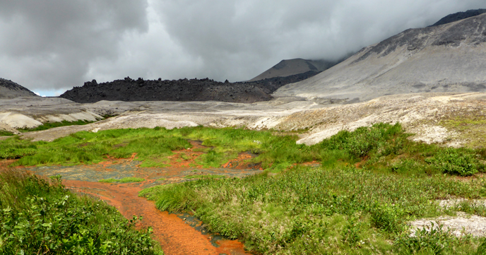 warm-springs-at-the-base-of-the-northernmost-lava-flow-from-Southwest-Trident