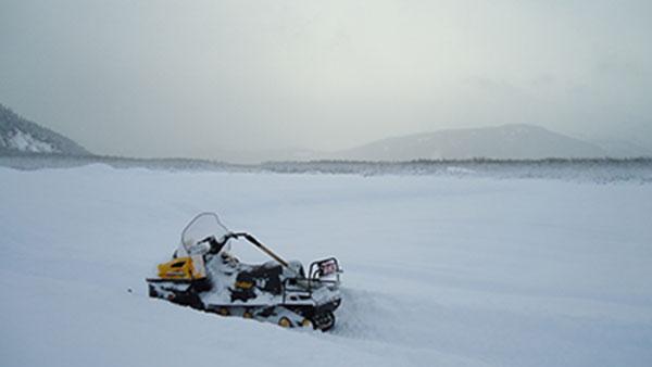 snow machine rental alaska