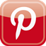 Logo of Pinterest.