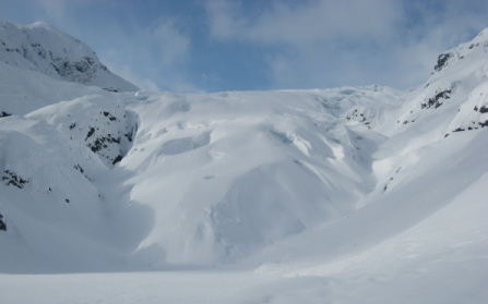 Winter Activities Kenai Fjords National Park U S