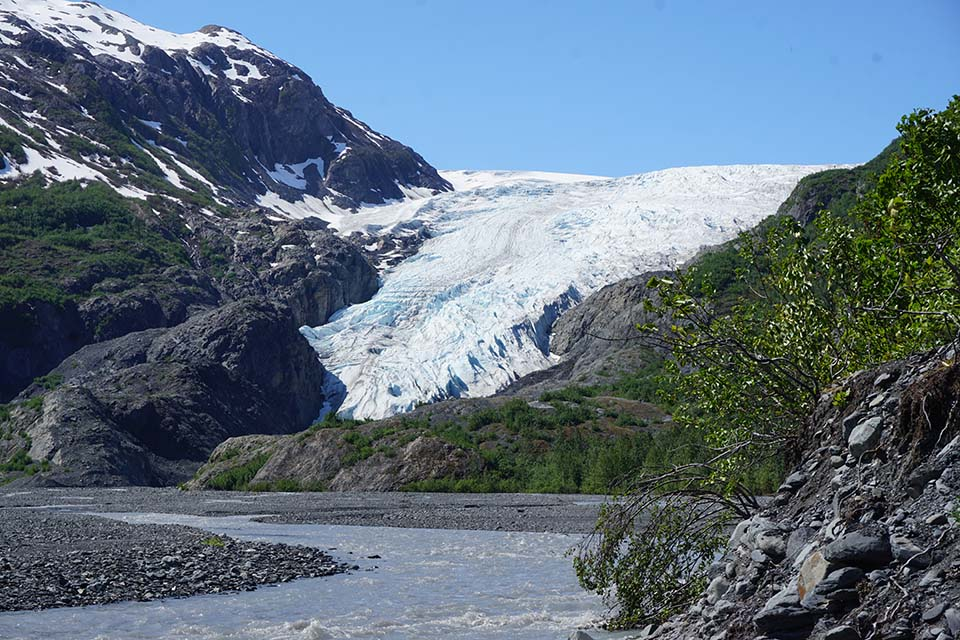 Exit Glacier Area Kenai Fjords National Park US National Park