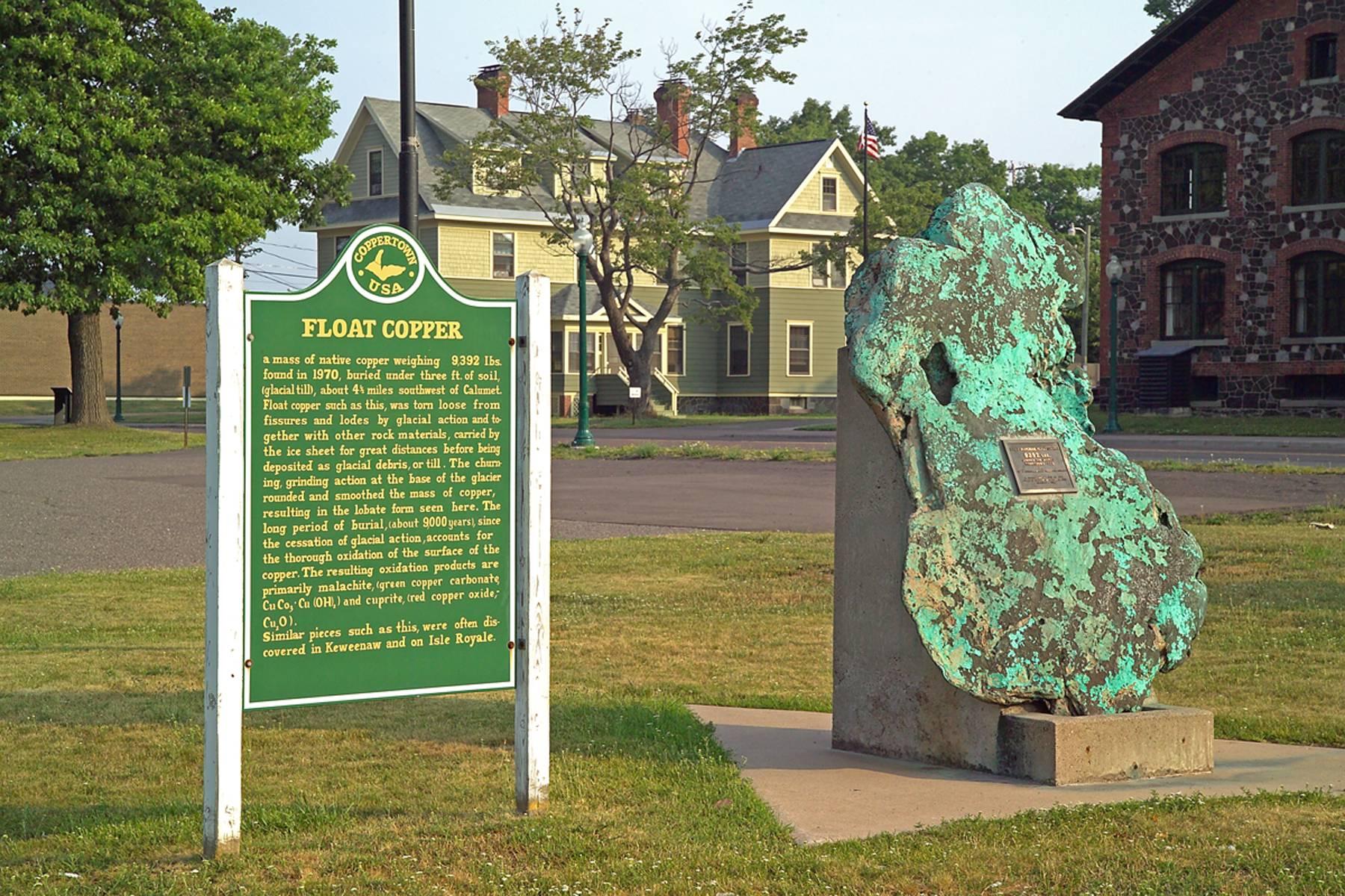 Keweenaw National Historical Park Webcam