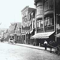 Red Jacket's Fifth Street circa 1910