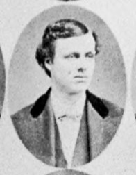 Black and white photograph of Jeremiah Finnegan.