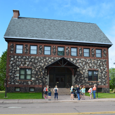 The Park's Keweenaw Heritage Center