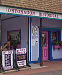 The Ontonagon County Historical Museum features displays on copper mining. Click here to visit their website.