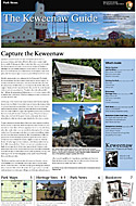 Click here to download a copy of the 2008 edition of the park newspaper (Adobe pdf - 4.21 MB file)