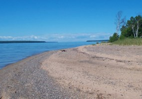 Click here to visit the website for Apostle Islands National Lakeshore.