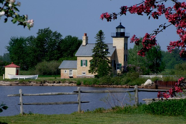 The Ontonagon Lighthouse