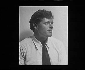 Portrait of Jack London
