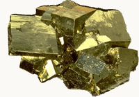 Fool's Gold or Iron Pyrite