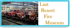 Last Resort Fire Department Museum