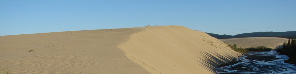 Image of sand dunes
