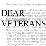 Thank You Letters to Veterans