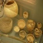 Modoc Baskets in Visitor Center