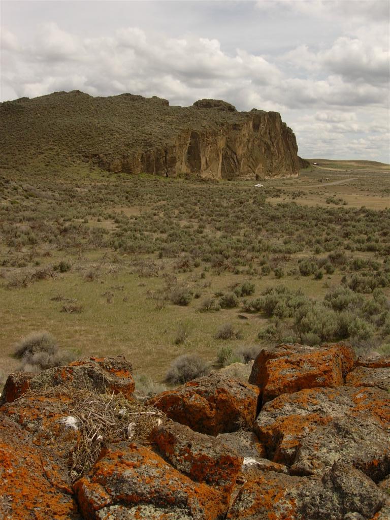 Rock Art At Lava Beds Lava Beds National Monument U S