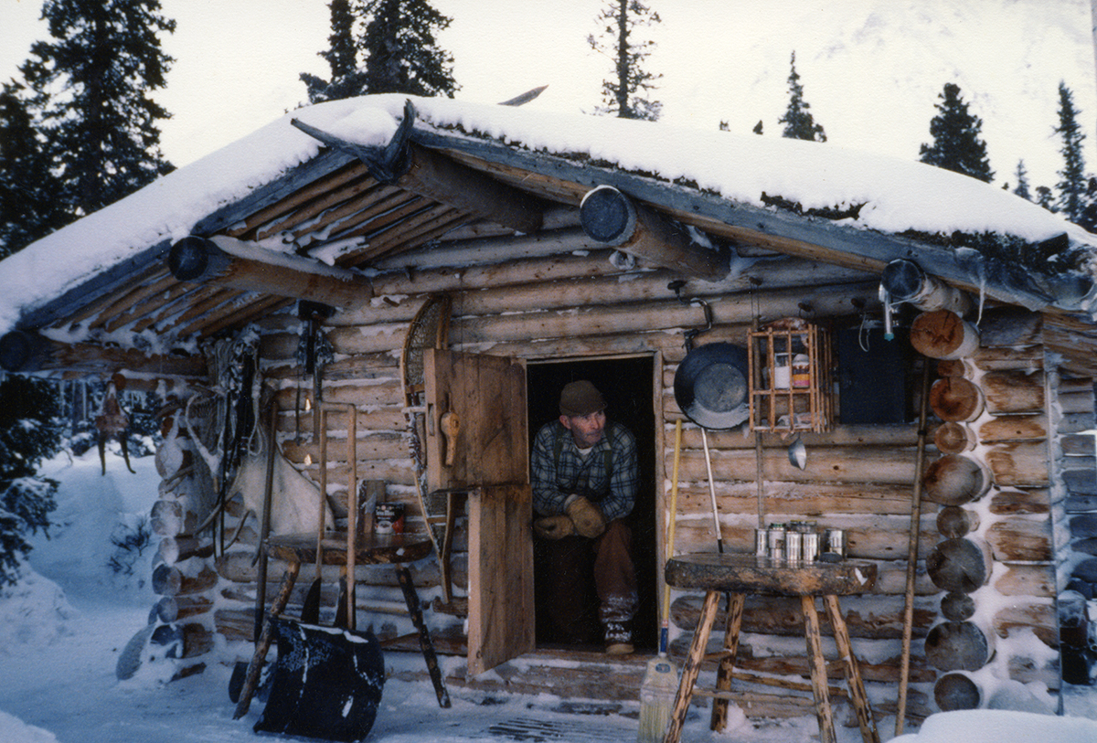 Proenneke 39 s cabin lake clark national park preserve u for Building a house in colorado