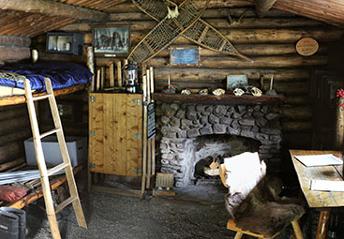 A Virtual Tour Of Dick Proenneke S Cabin Lake Clark