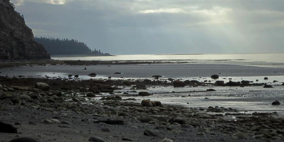 Fly Sea Charts: Coastal Beach Hike - Lake Clark National Park 6 Preserve (U.S. ,Chart
