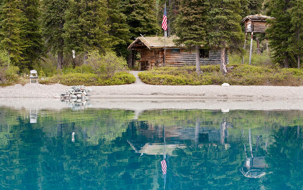 Visit Richard Proenneke Cabin